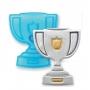 Cortador con forma de trofeo