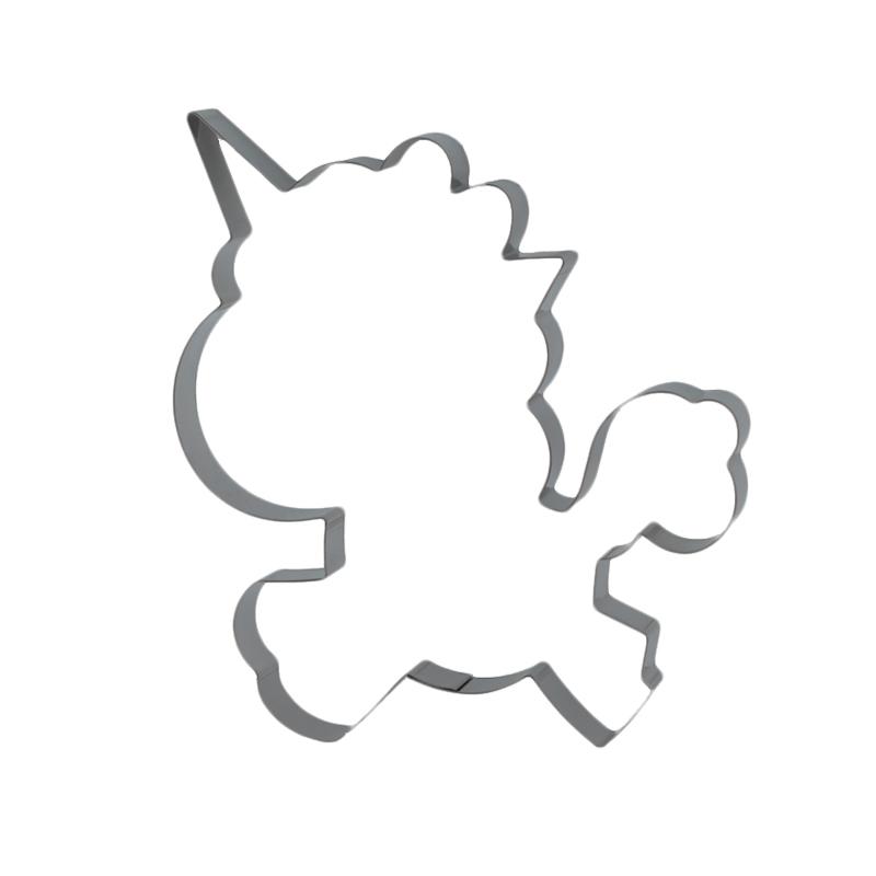 Cortador Unicornio 11 cm - My Karamelli