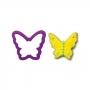 Cortador de Galletas Mariposa 8,5 cm