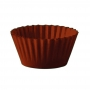 Cápsulas para Cupcakes Comestibles color Marrón