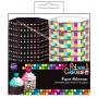 Cápsulas para Cupcakes Modelo Píxel