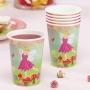 Juego de 8 Vasos Fairy Princess