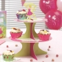 Cake Stand Reversible Fairy Princess