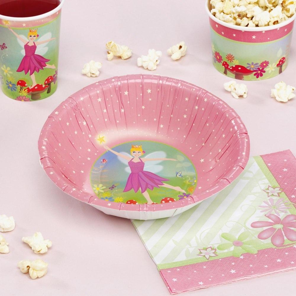Juego de 8 Bowls Fairy Princess