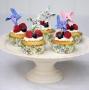 Combo cupcake Rambling Rose