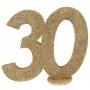 Decoración para Tarta 30 años 10 cm