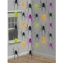 Decoración Colgante Arañas de Colores