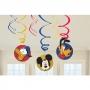 Decoración Colgante Mickey Mouse y Amigos 60 cm