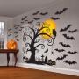 Decoración de Pared Noche de Halloween