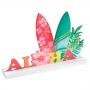 Decoración Fiesta Aloha 12 cm