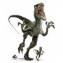 Decoración para photocall de Charlie de Jurassic World de 129 cm