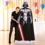 Decoración Photocall Darth Vader 190cm