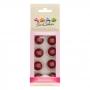 Decoraciones Bolas de Chocolate Ruby