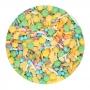Decoraciones de azúcar de Pascua con diferentes formas de 50 gramos
