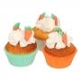 Decoraciones de Azúcar Zanahorias 16 unidades