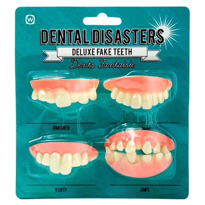 Dentaduras para Photocall