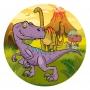 Disco de Azúcar Dinosaurios Modelo A