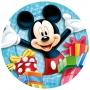Disco de Azúcar Mickey 20 cm