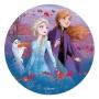 Disco de Oblea Frozen 2 Otoño 20 cm