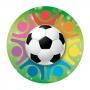 Disco de Oblea Balón de Fútbol 20 cm