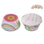 Cápsulas para Cupcakes Stripes