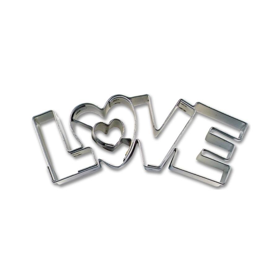 Cortador metálico LOVE