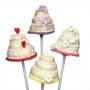 Molde de Silicona para Cakepops Tartas