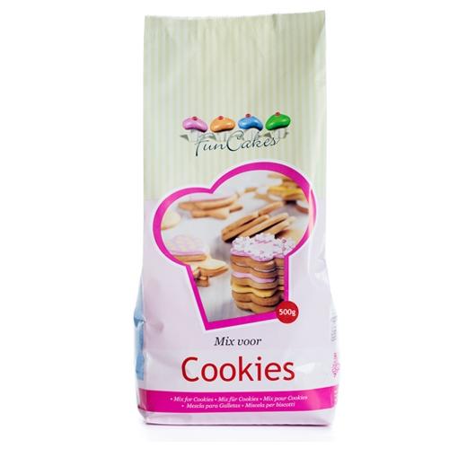 Mix especial para Cookies 500 gr