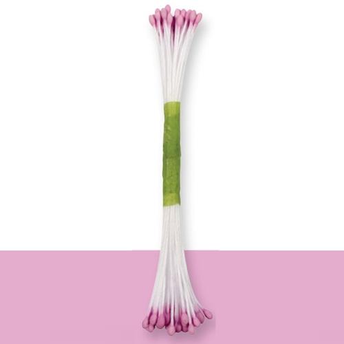 Estambres finos color lila (50 uds)