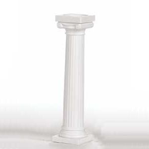 Set 4 pilares Wilton Grecian 12,5cm