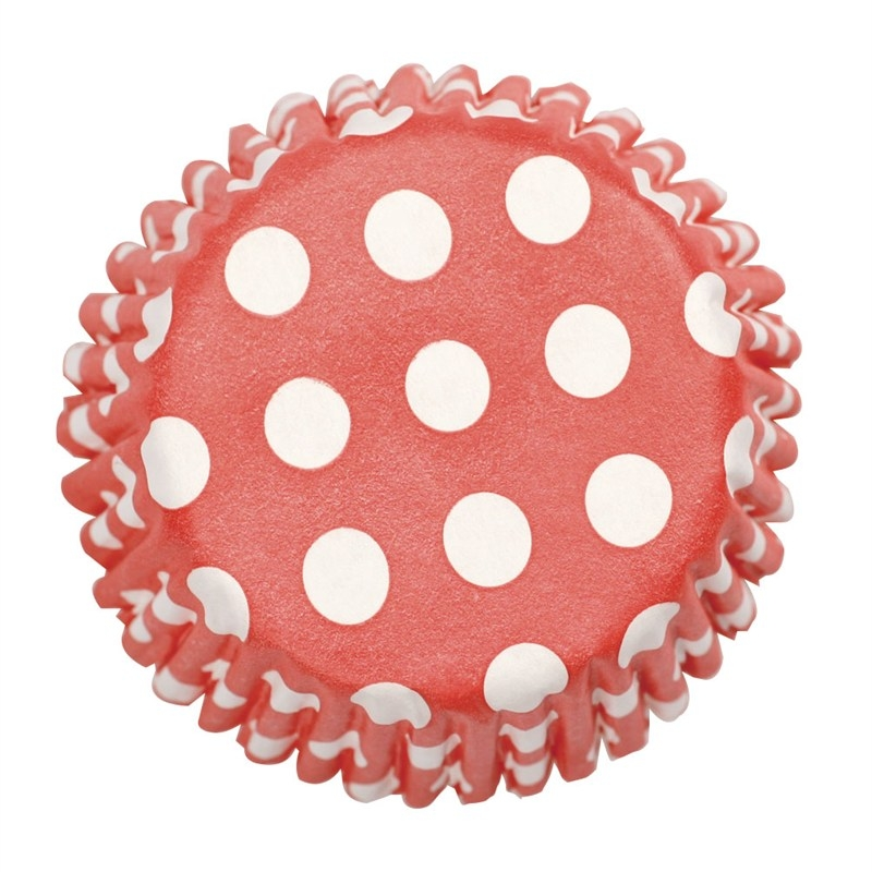 Cápsulas Red Polka Dot de Culpitt