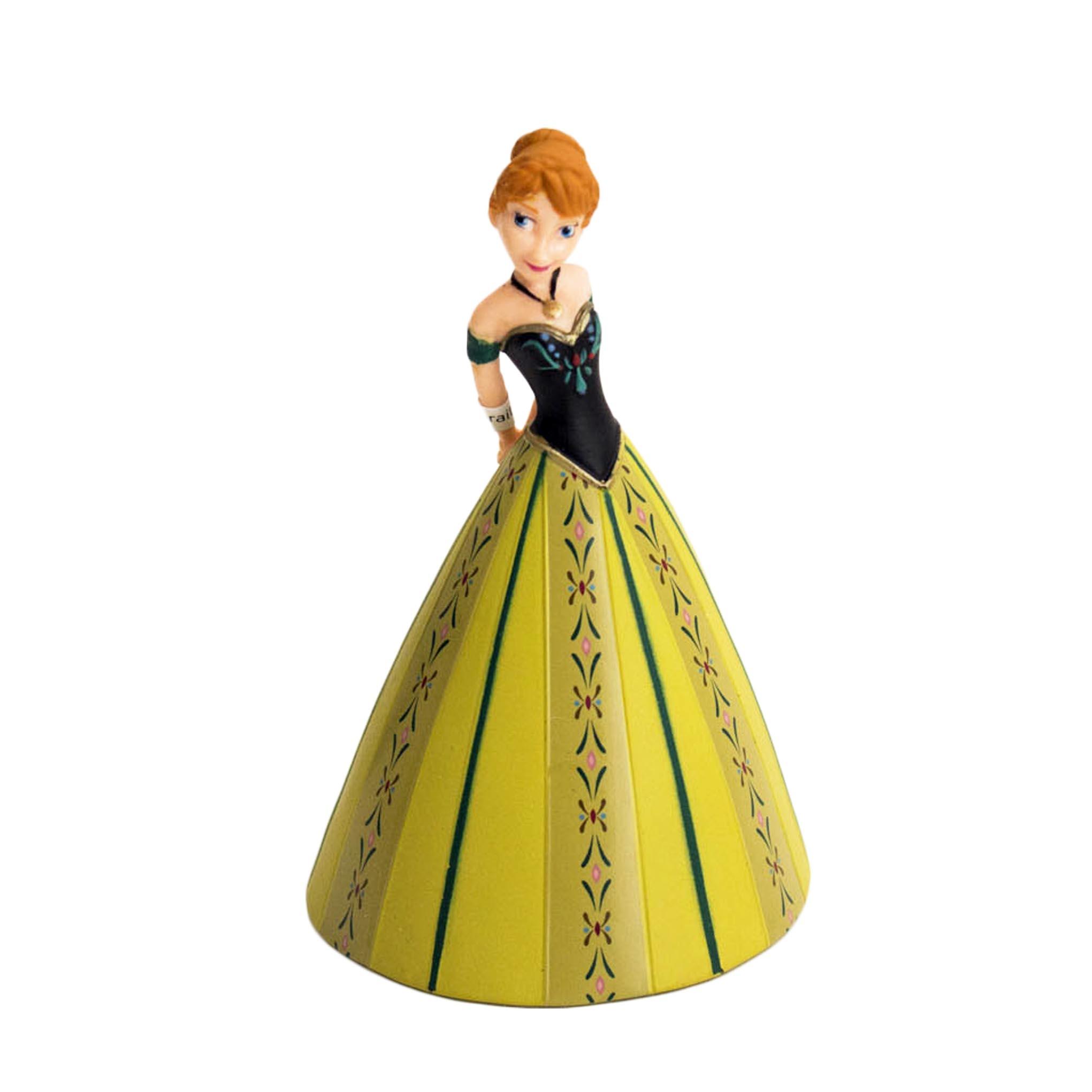 Figura para tarta Anna fiesta de coronación 10cm