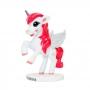 Figura para Tarta Unicornio Blanco