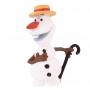 Figura para tartas Olaf - My Karamelli