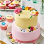 Fondant Funcakes Blanco Brillante 1Kg
