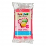 Fondant Funcakes color Rosa intenso 250 gr
