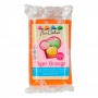 Fondant Funcakes Naranja Intenso 250gr