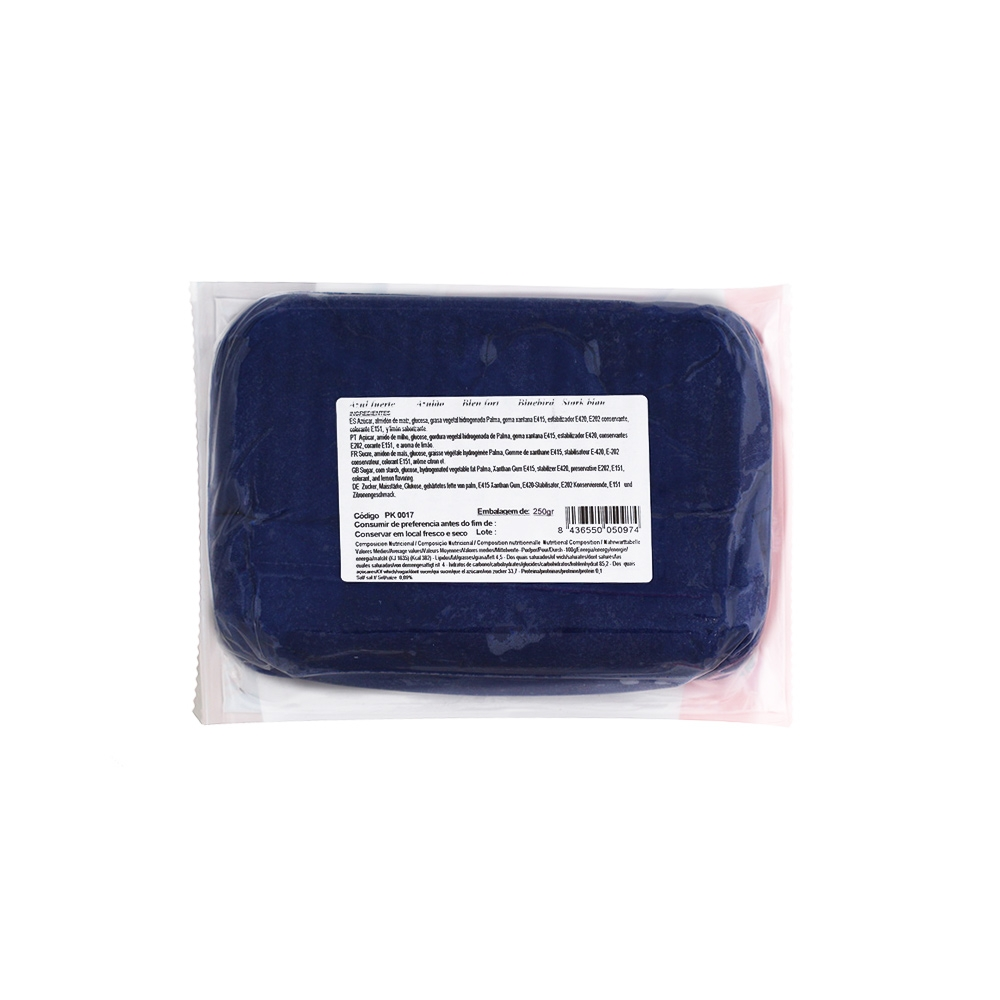 Fondant PastKolor Azul Marino 250 gr - My Karamelli