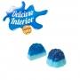 Frambuesas Rellenas Azules de Gominola 65 Ud - Fini