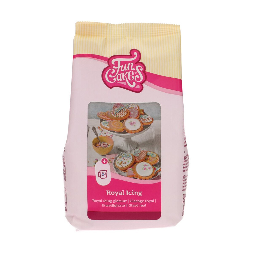 Funcakes mix Royal Icing 500 gr