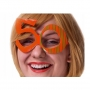 Gafas 50 Cumpleaños Naranjas
