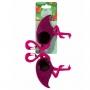 Gafas Flamencos con Purpurina