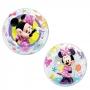 Globo Burbuja 2 Caras Minnie Mouse 56 cm