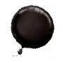 Globo Circular Negro 45 cm