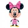 Globo de foil de Minnie Mouse Air Walker de 76 cm