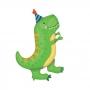 Globo de Foil Dinosaurio 79 cm