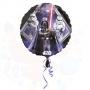 Globo de Foil Star Wars 45cm