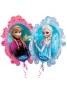 Globo dos caras Frozen Elsa y Anna