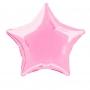 Globo Estrella Rosa 50 cm