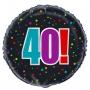 Globo Foil 40 Años